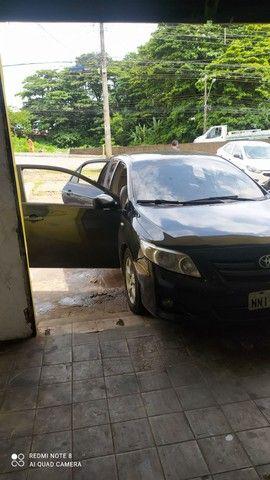 Vendo Corolla 2010/2011 preço da tabela Fipe 48 mil - Foto 3