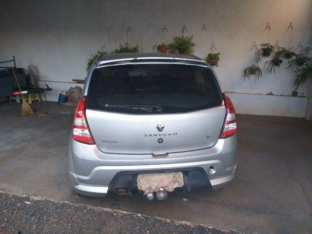 Sandeiro Expression. 2012 top 1.6 completo Prata - Foto 2