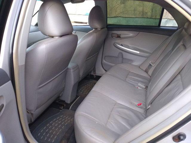 Toyota corola 2010 XEI MANUAL - Foto 7