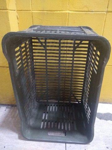 Caixa Plástica Vazada, agrícola