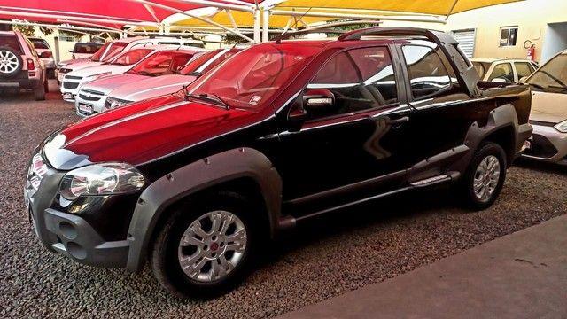 Fiat strada dupla 1.8 adv.conservada - Foto 5