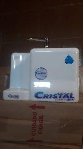 Purificador de água cristal 5 estrelas - Foto 2
