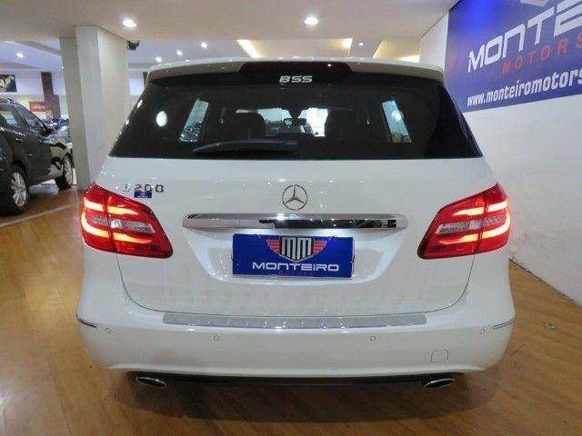 Mercedes-Benz B 200 1.6 Sport Turbo Aut Blindagem III-A Top de Linha C/ Paddle Shift - Foto 5