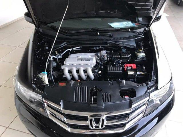 Honda CITY 1.5 LX 16V FLEX 4P AUT - Foto 10