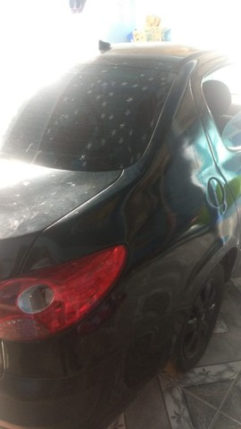 Peugeot 207 Passion 1.4 flex, 2009/2009 - Foto 6