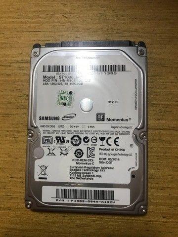Hd Notebook 1TB Samsung - Foto 3