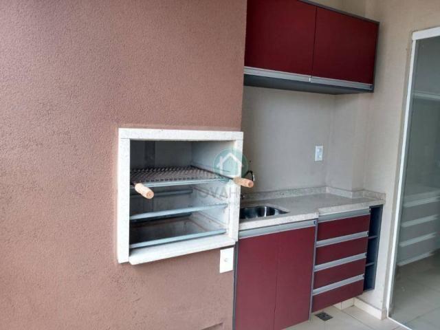 Apartamento com planejados no bairro Tiradentes. - Foto 3
