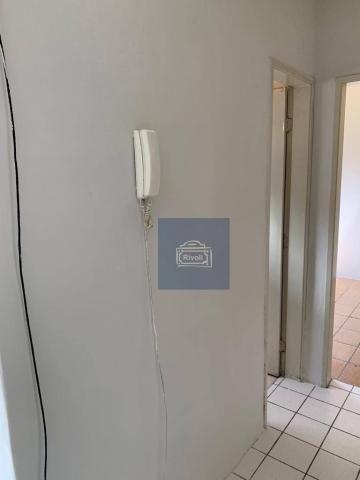 Apartamento com 2 dormitórios para alugar, 57 m² por R$ 750,00/mês - Cidade Universitária
