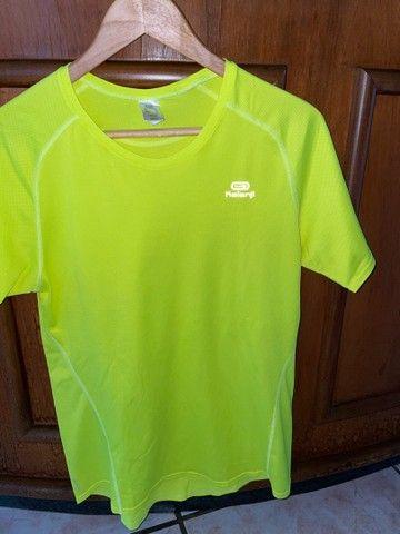 Camiseta para esporte