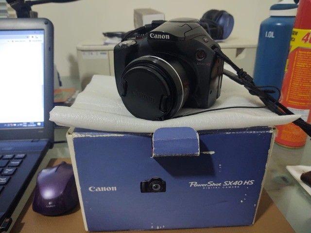 Canon  Power shot SX40 HS. Digital Câmera. - Foto 2