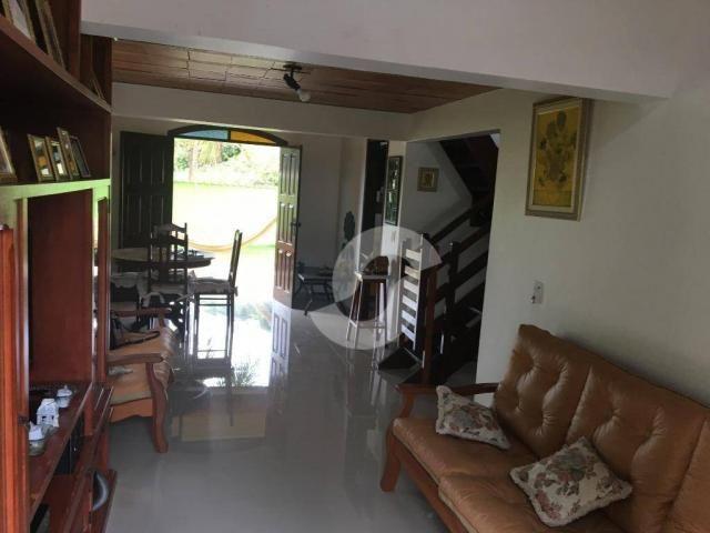 Casa com 3 dormitórios à venda por R$ 400.000,00 - Jacaroá - Maricá/RJ - Foto 11