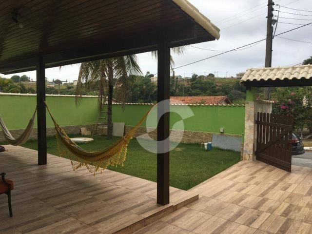 Casa com 3 dormitórios à venda por R$ 400.000,00 - Jacaroá - Maricá/RJ - Foto 8