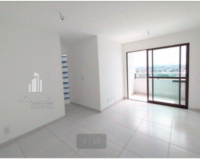 IC- Lindo apartamento - 64M² - 3 quartos - No Barro- Edf. Alameda Park - Foto 13