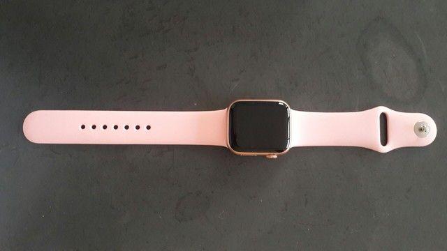 Smartwatch Iwo 13 - W26 Novo - R$ 350,00  - Foto 3