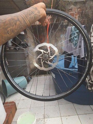 Vendo bicicleta Kaloi de aluminio