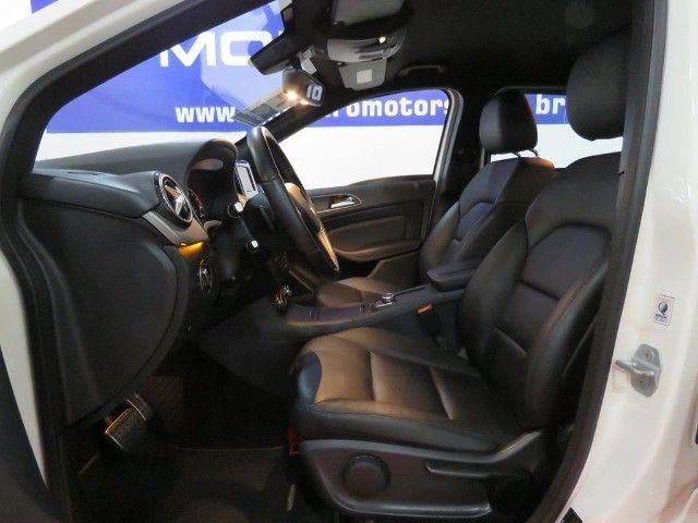 Mercedes-Benz B 200 1.6 Sport Turbo Aut Blindagem III-A Top de Linha C/ Paddle Shift - Foto 14