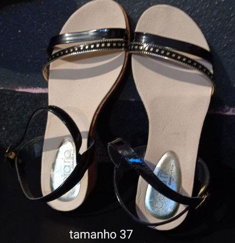 Sapato e rasteira - Foto 2
