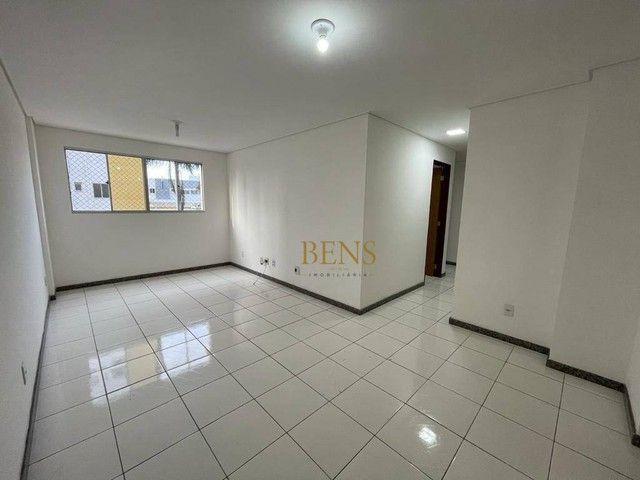 Apartamento com 3 dormitórios para alugar por R$ 850,00/mês - Sandra Cavalcante - Campina  - Foto 10