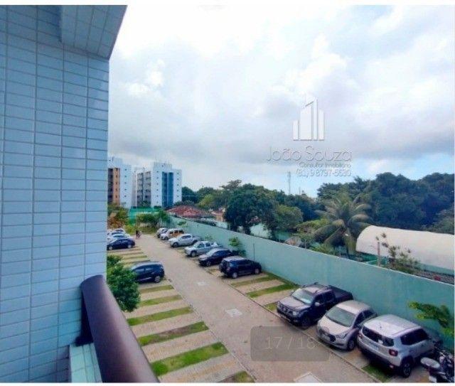 IC- Lindo apartamento - 64M² - 3 quartos - No Barro- Edf. Alameda Park - Foto 9
