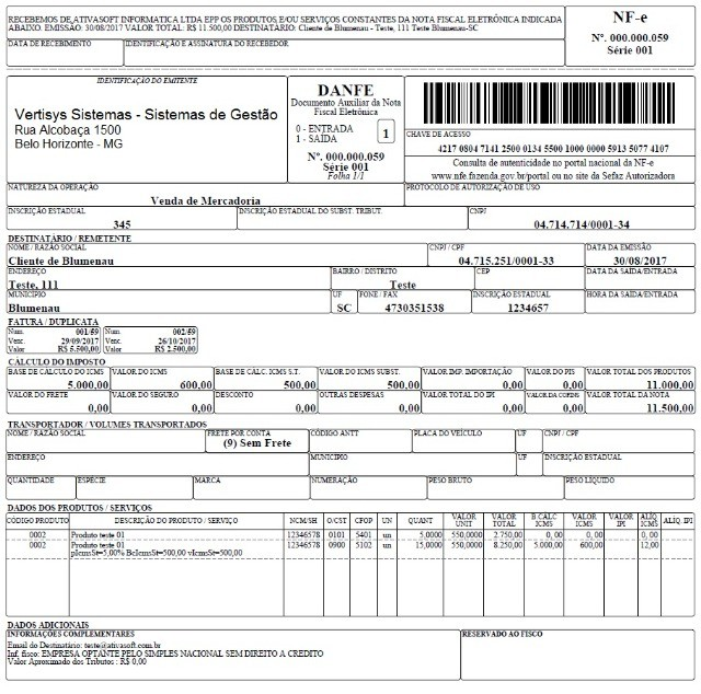 Software Emissor de notas fiscais para empresas em geral. Caixa, Estoque, Financeiro - Foto 4
