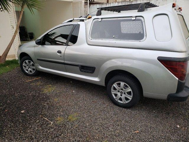 Peugeot hoggar 1.4 8v 2012 - Foto 16