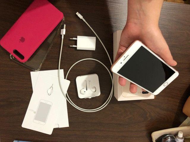 Iphone 8 plus Gold - Foto 4