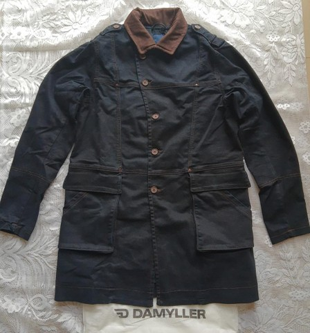 Jaqueta Jeans Unissex - Damyller  - Foto 2