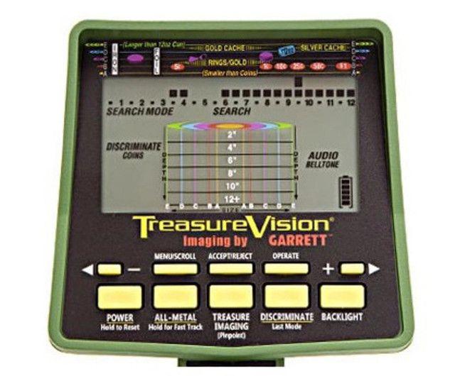 Detector Garrett GTI 2500 Treasure Hound - Imperdível - Foto 3