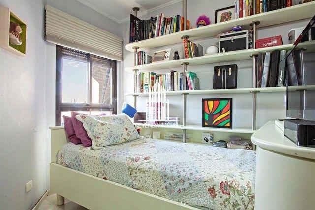 Apartamento para locação de 247m², 4 dormitórios em Moema - Foto 12