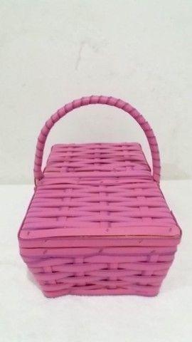 Mini cesta piquenique