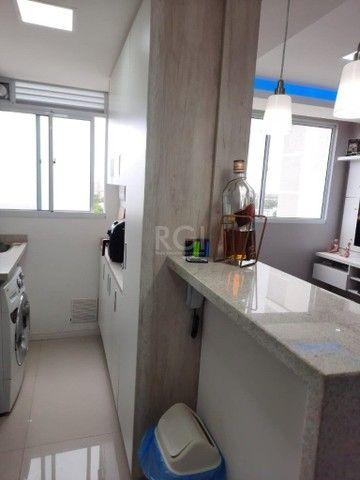 Apartamento à venda com 2 dormitórios em Humaitá, Porto alegre cod:8027 - Foto 6