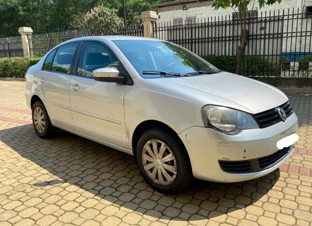Polo Sedan 1.6 Flex iMotion - 2012/2013