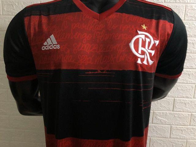 Flamengo Camisa Oficial - Foto 2