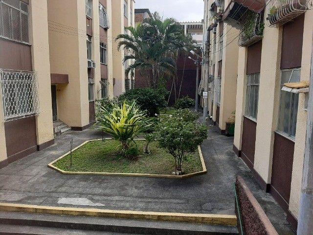 Lindo sala, 02 quartos 53 m² em condomínio fechado em Pilares - Foto 3