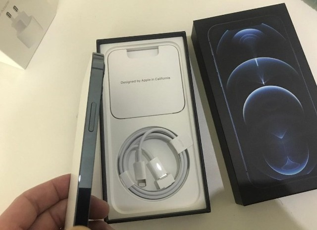 Iphone 12 PRO Novo, lacrado na caixa, nota fiscal - Foto 6