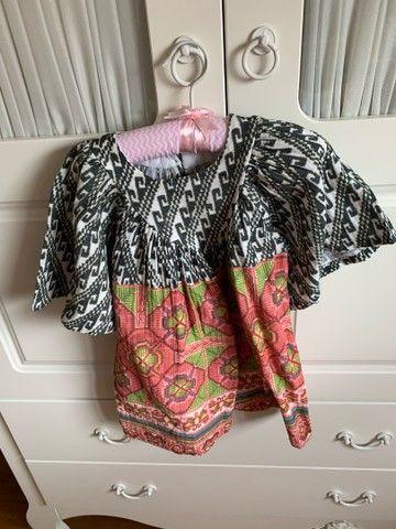 2 Vestidos fábula , tamanho 2, cada vestido $35 - Foto 3