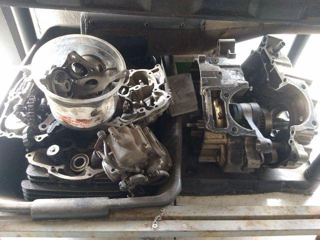 Motor de nx 350 Sahara - Foto 3