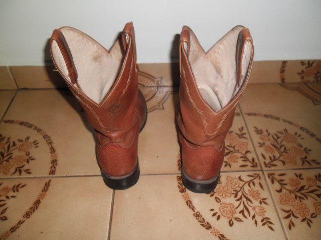 Botas masculina - Foto 2