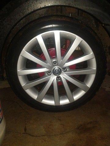 Rodas 17 com pneus