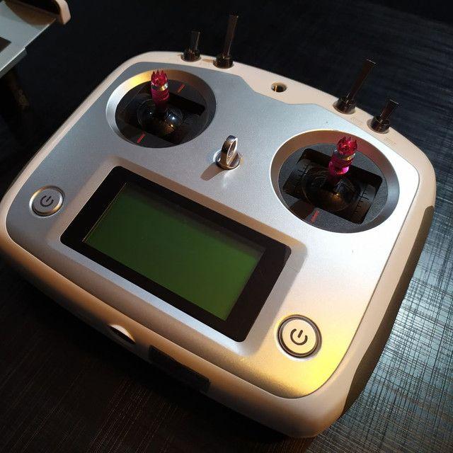 Rádio Controle Flysky Fs-i6s 2.4ghz com receptor IA6B para Drone e Aeromodelo - Foto 2