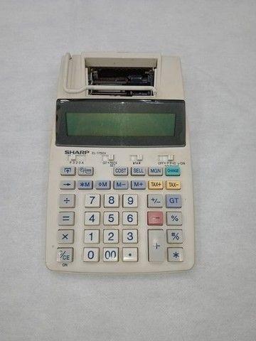 Calculadora com bobina Sharp - Foto 2