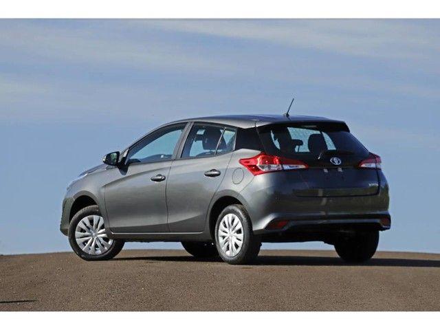 Toyota Yaris HATCH XL LIVE 1.3 FLEX AUT. - Foto 6