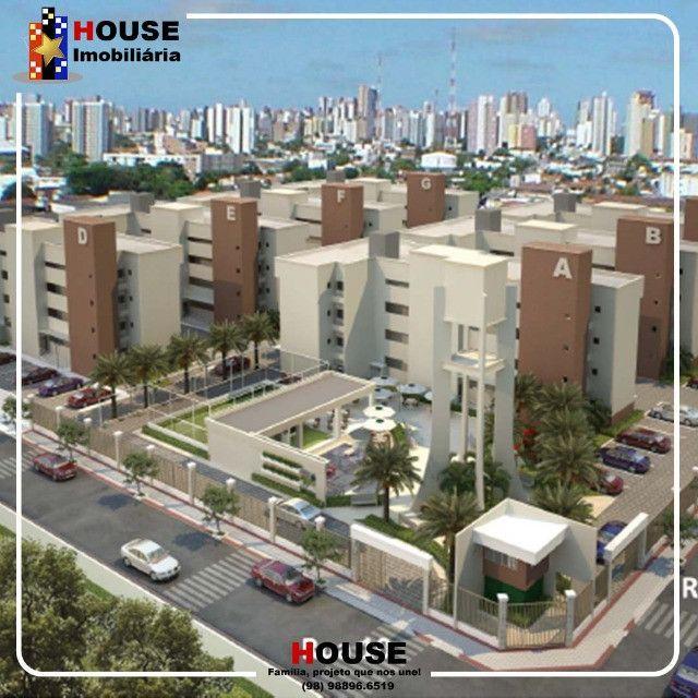 Condominio novo anil residence, com 2 quartos - Foto 2