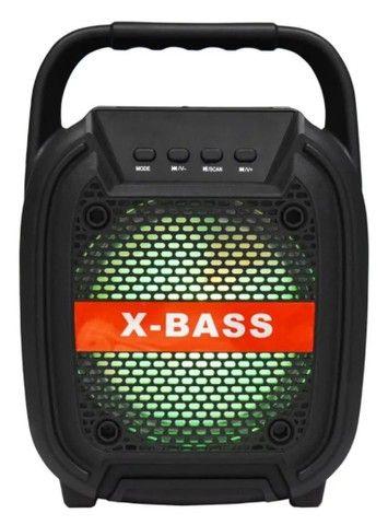 Caixa de som Bluetooth muito potente ? 99,99? - Foto 2