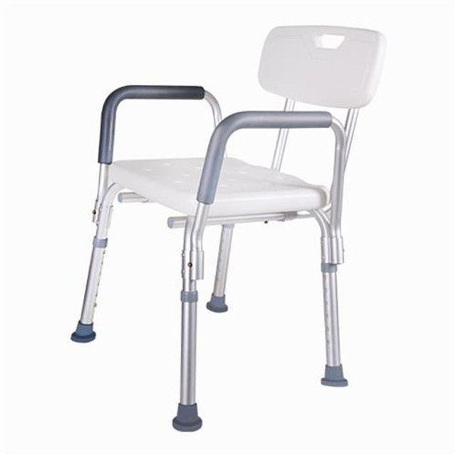 Alguém tem cadeira de banho para doar?
