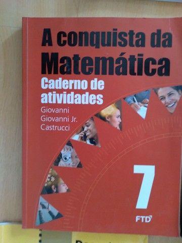 Livro de matemática  - Foto 2