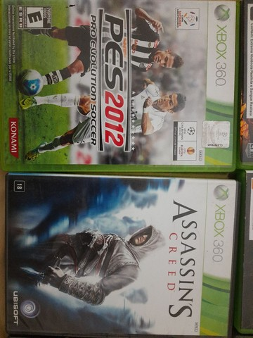 Jogos de Xbox 360 - Foto 4