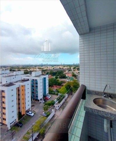 IC- Lindo apartamento - 64M² - 3 quartos - No Barro- Edf. Alameda Park - Foto 3