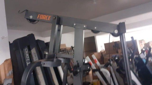 Estações Novas  e Semi Nova com 30 tipos de exercícios. A Pronta Entrega