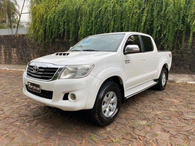 Toyota - Hilux CD srv 3.0 4x4 2012 - Foto 2